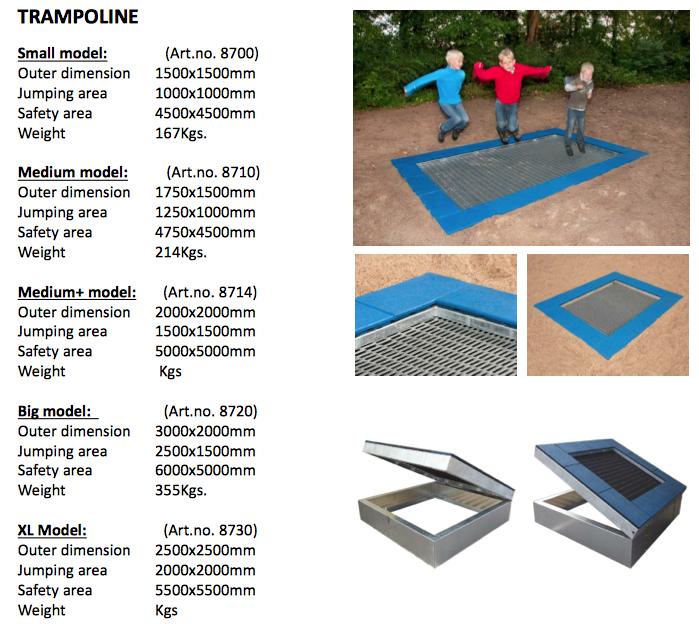 trampolines-rechthoek
